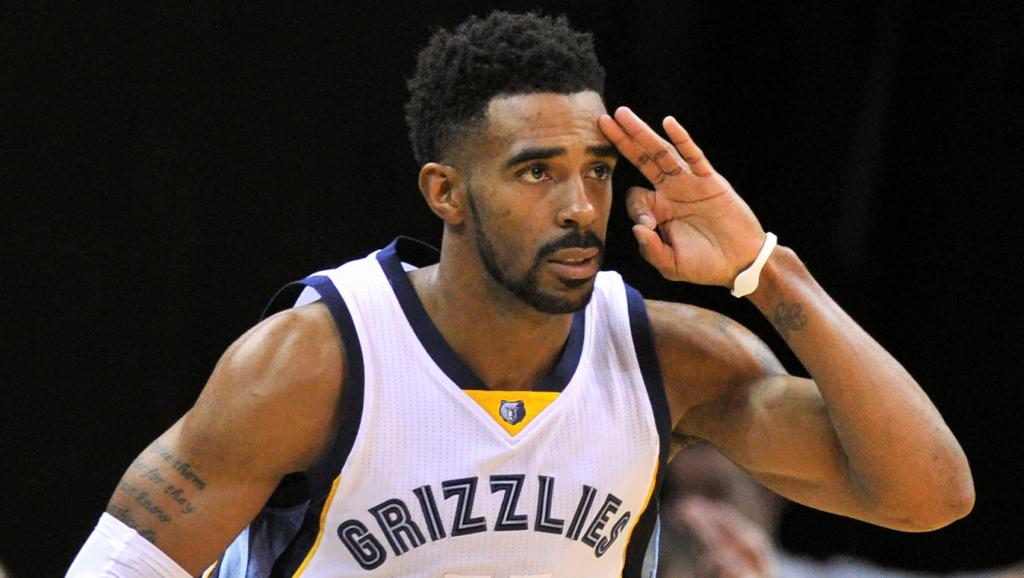Mike Conley Becomes All-time Grizzlies Scoring Leader In Return From