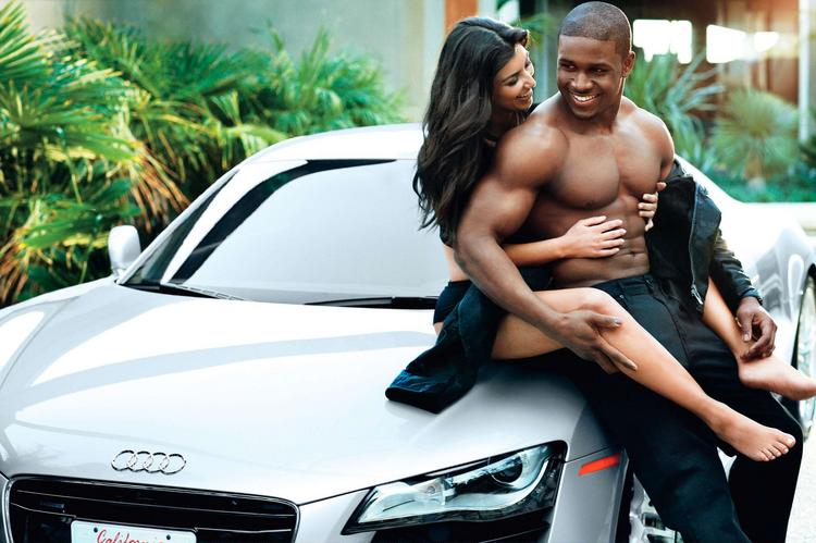 Kim Kardashian, Reggie Bush photos