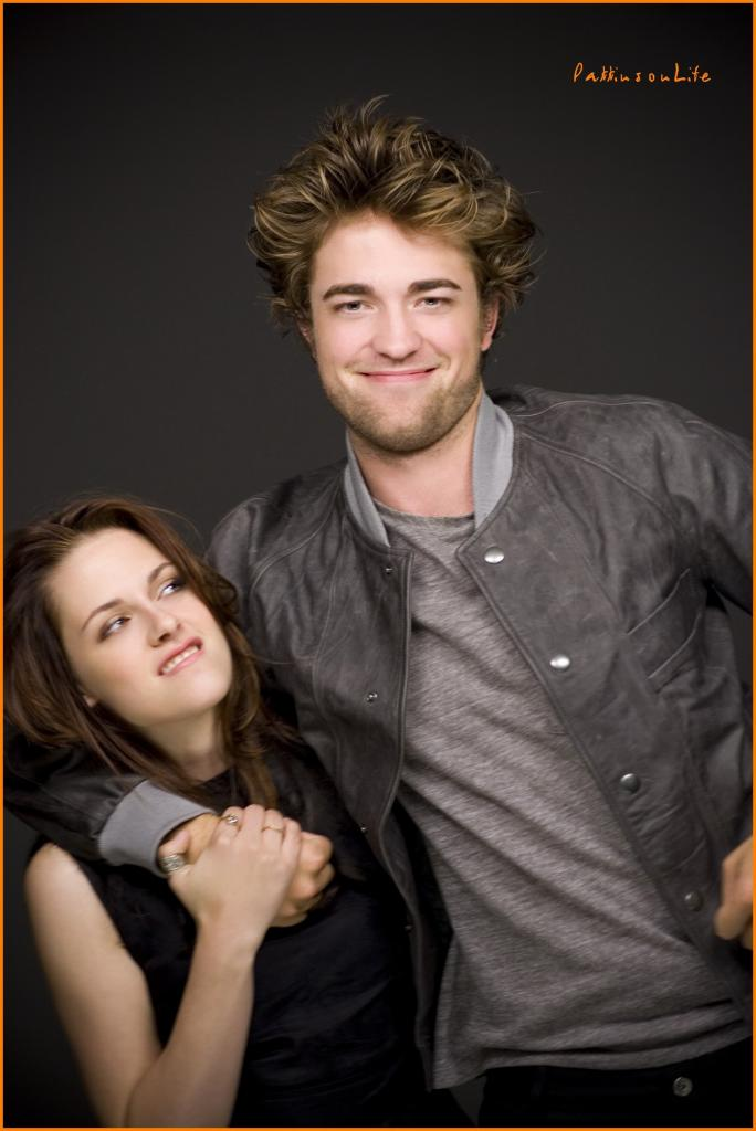 Empire Outtakes HQ - Robert Pattinson & Kristen Stewart Photo