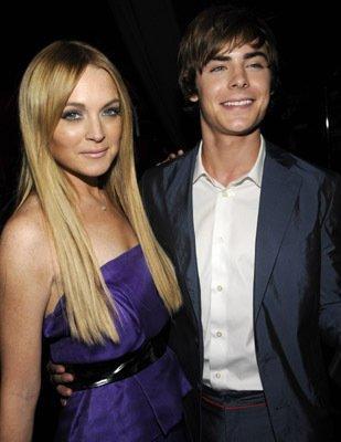 Zac Efron, Lindsay Lohan Photos