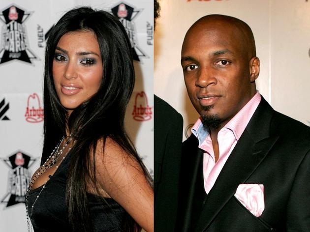 Kim Kardashian Wedding Photos To Damon Thomas Kim Kardashian Wedding