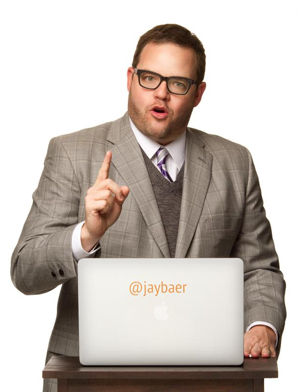 For Event Planners - Jay Baer Marketing And Customer Service Keynote