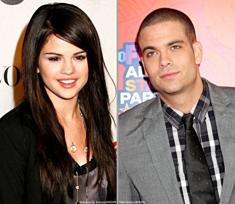 Selena Gomez and Mark Salling 'May Be an Item'