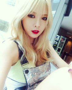 HyunA On Pinterest   Fashion Stores, Hyuna Red And Kpop