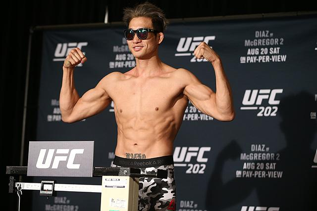 """Hyun Gyu """"The Ace"""" Lim MMA Stats, Pictures, News, Videos, Biography"""
