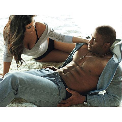 Reality-starring socialite Kim Kardashian and boyfriend Reggie Bush