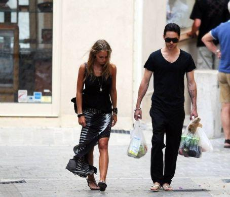 Jared Leto Katharina Damm Poze cu Katharina Damm