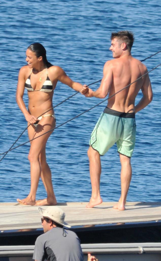 La historia detrs del romance entre Zac Efron y Michelle Rodriguez