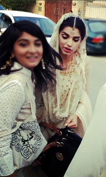 Sanam Saeed Got Married Finally (Wedding Pictures)     Viral In Pakistan
