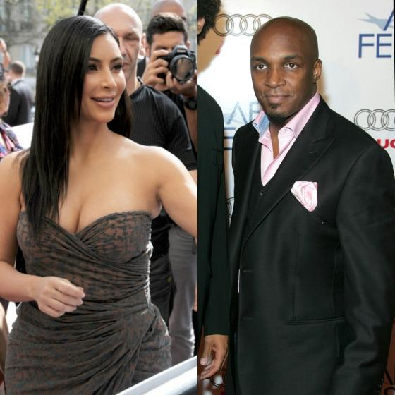Kim Kardashian and Damon Thomas