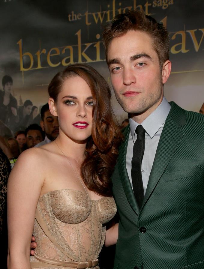 Kristen Stewart Robert Pattinson Photos