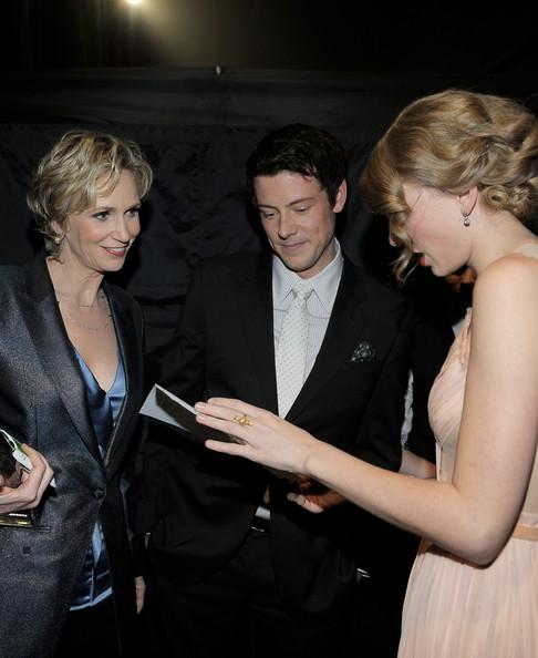 Taylor Swift and Cory Monteith Photos Photos
