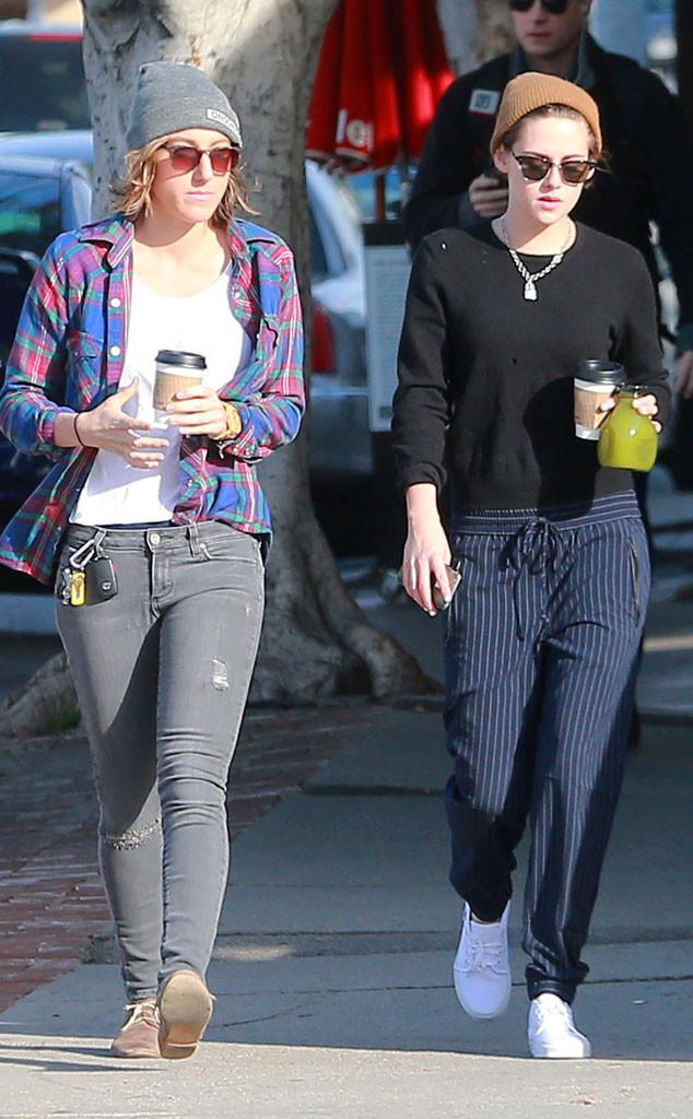 Kristen Stewart, Alicia Cargile Photos