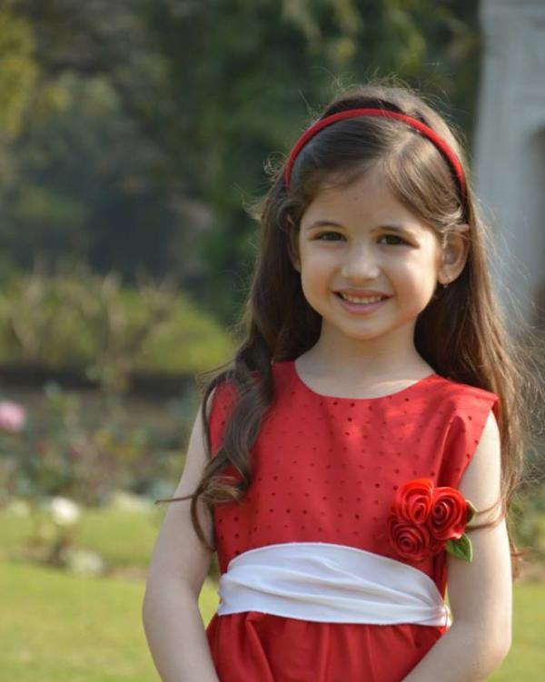 16 Adorable Photos Of Bajrangi Bhaijaan's Harshaali Malhotra
