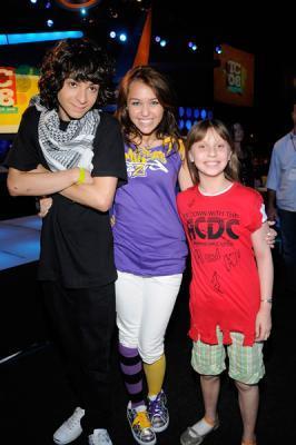 Miley Cyrus and Adam Sevani | by iHeartJonasMiley&Demi