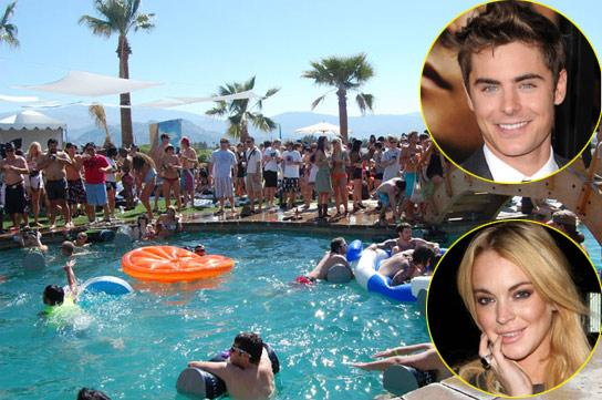 Zac Efron, Lindsay Lohan & More: Here's Where You'll Find Your Fave