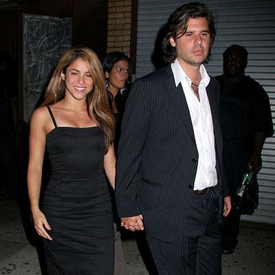 Shakira Antonio De La Rue