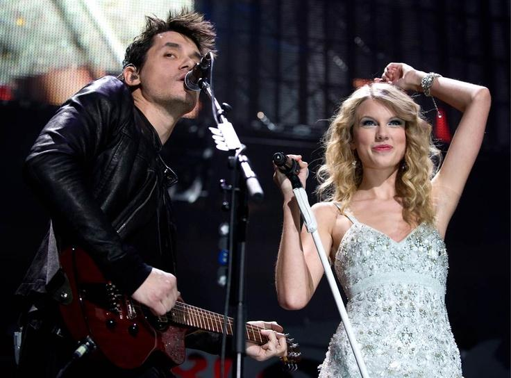 Taylor Swift and John Mayer photos and wallpapers