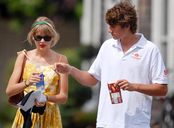 Taylor Swift and Conor Kennedy Make