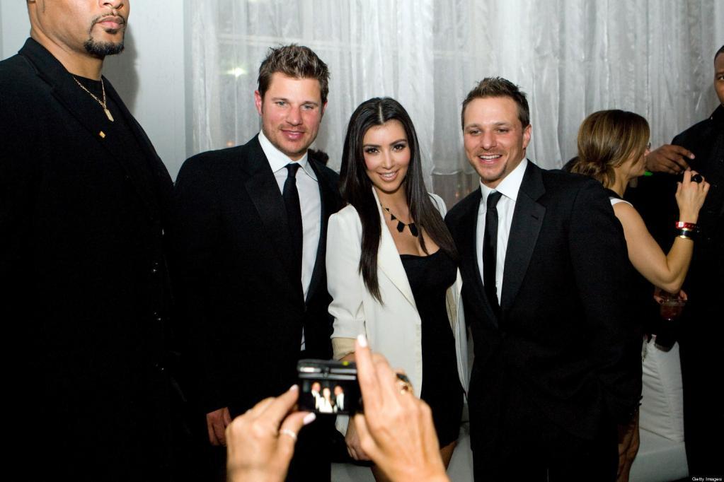 Nick Lachey: Kim Kardashian Used Me To Get Famous