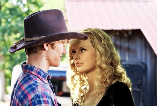 Taylor Swift, Lucas Till photos