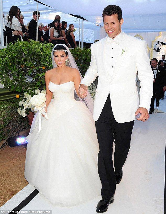 kim Kardashian Kris Humphries divorce feat