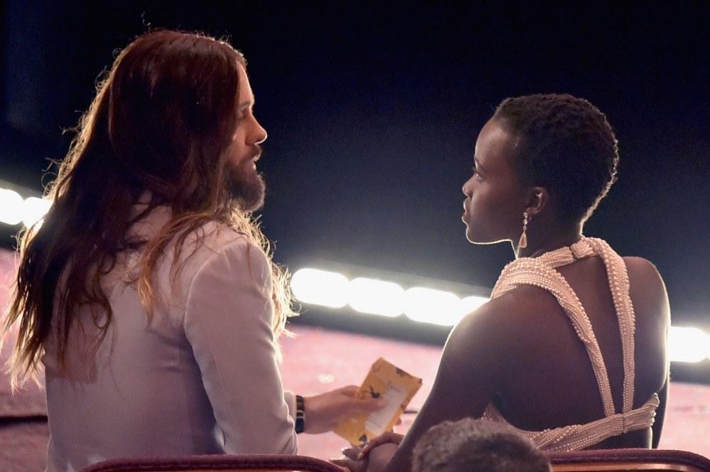 Lupita Nyong'o y Jared Leto photos