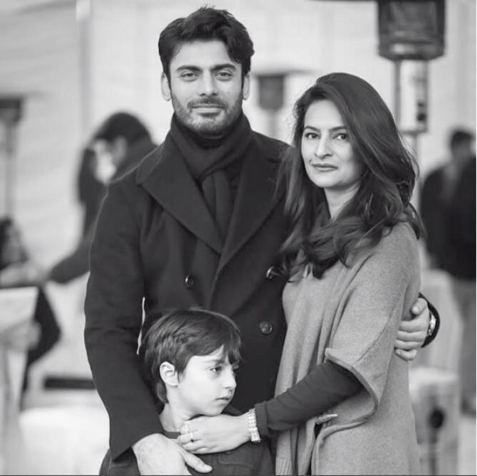 The Charming Love Story Of Heartthrob Fawad Khan And Sadaf Khan