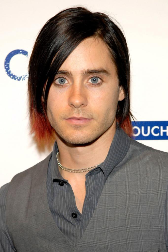 Jared Leto Normal Hair At The MTV Movie Awards - 35 Photos