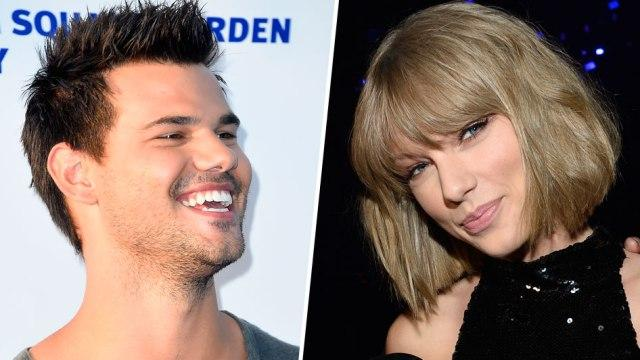 Taylor Lautner Admits Taylor Swift's Back to December is About