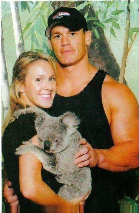 Elizabeth Huberdeau First Gets Blindsided By John Cena Then