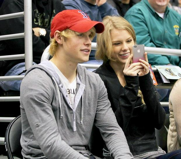 Chord Overstreet Taylor Swift chord overstreet taylor swift's high
