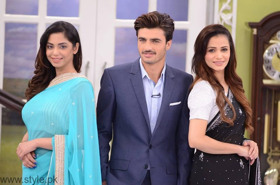 Arshad Khan The Famous Chai Wala In Good Morning Pakistan With