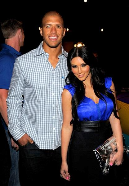 confirming Kim Kardashian and boyfriend Miles Austin have broken up