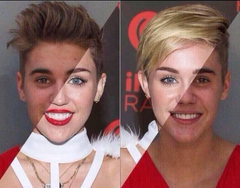Justin Bieber arrest: Are Justin Bieber and Miley Cyrus the same