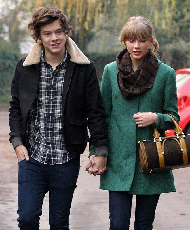 Taylor Swift and Harry Styles Secretly Dodged Death in a Snowmobile
