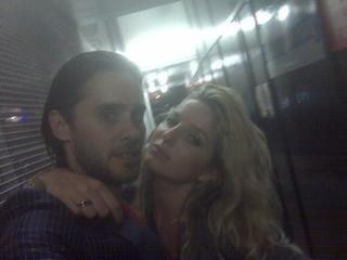 Jared Leto & Annabelle Wallis - jalejode - Fotolog