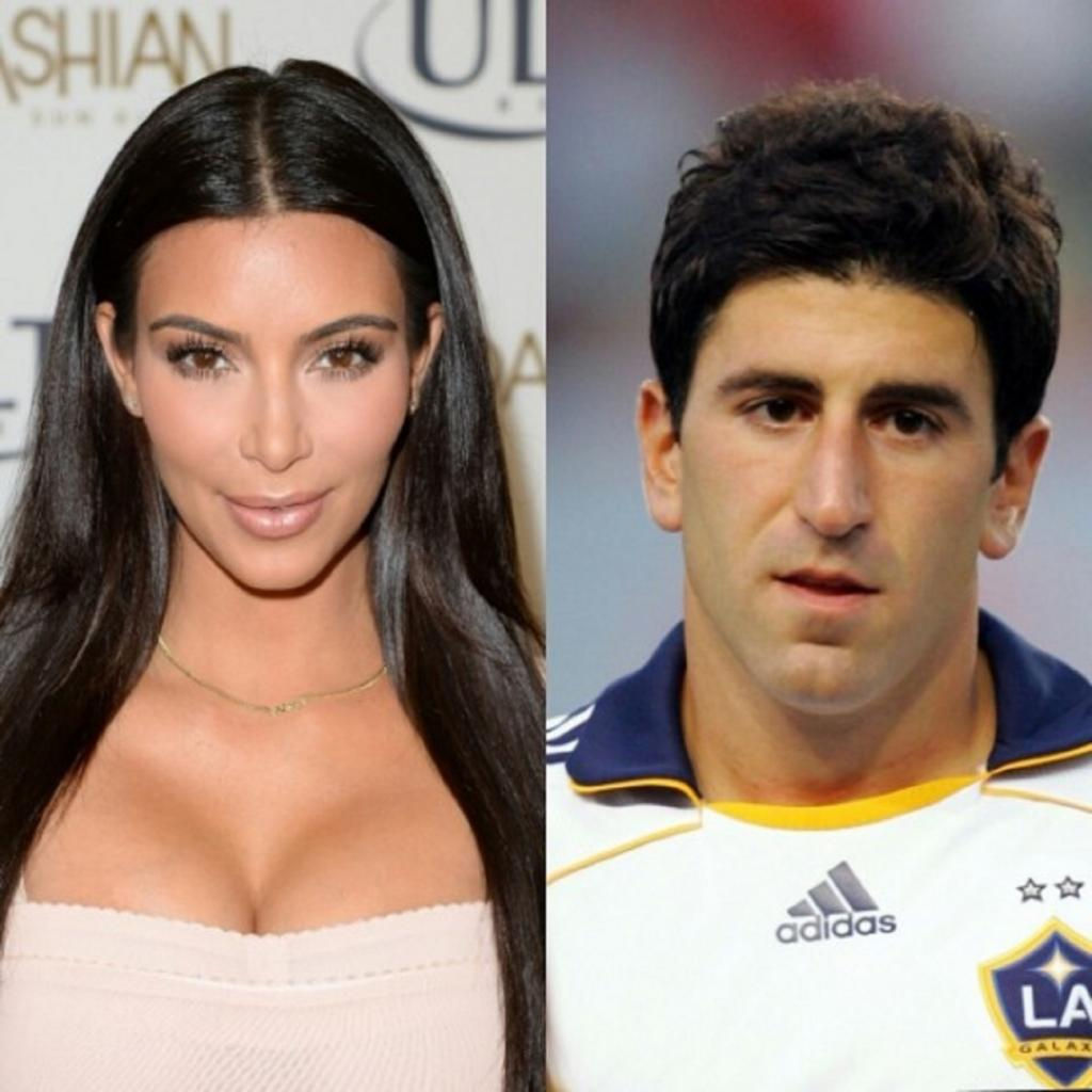 Kim Kardashian, Alecko Eskandarian photos