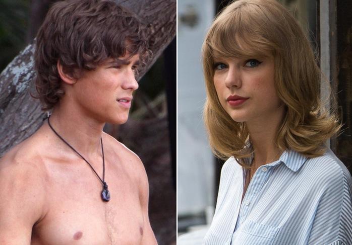 Brenton Thwaites Girlfriend Brenton Thwaites Taylor Swift