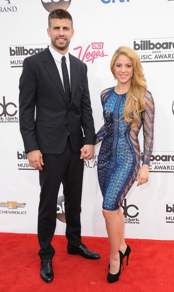 Shakira And Gerard Pique's Sweetest Moments   POPSUGAR Latina