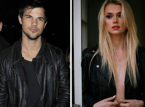 Taylor Lautner datet Raina Lawson