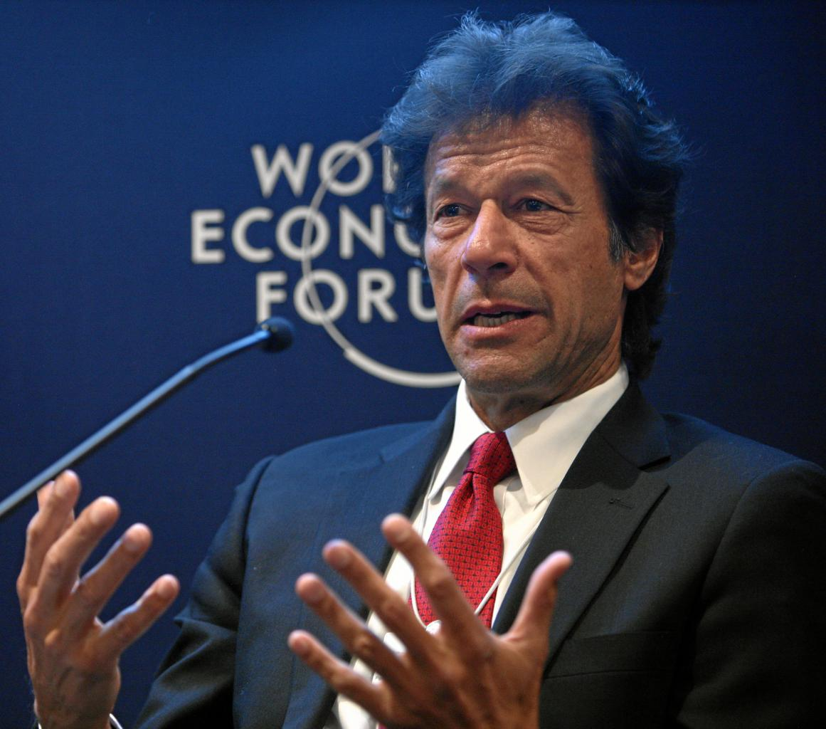 Imran Khan - Wikipedia, The Free Encyclopedia
