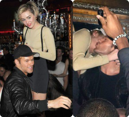 Miley Cyrus and Kellan Lutz Dating or Not? Guardian Liberty Voice
