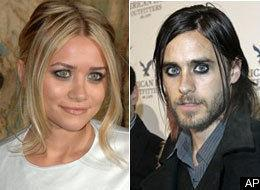 Jared Leto, Ashley Olsen Photos