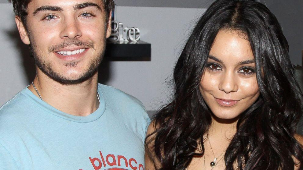 Vanessa Hudgens Reveals Downsides to Dating Zac Efron - ABC News
