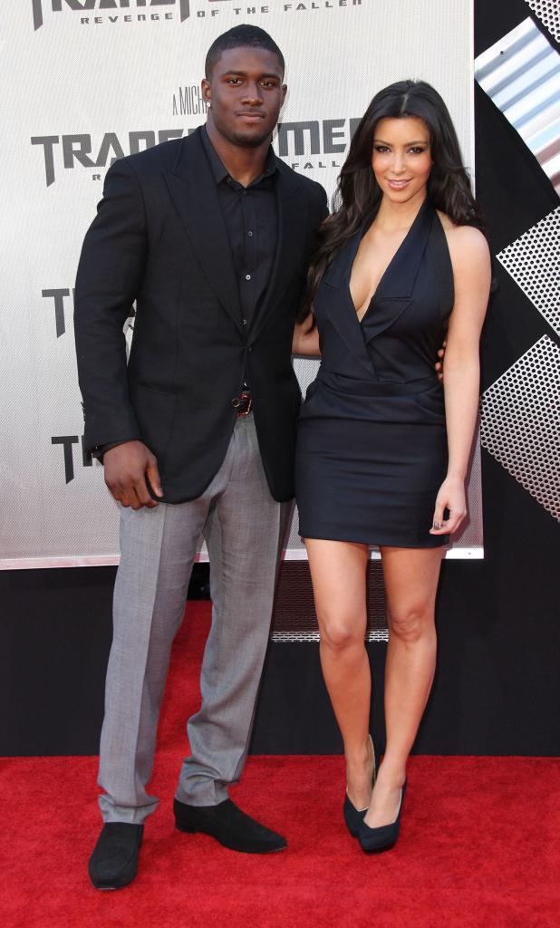 Reunited] Kim Kardashian And Reggie Bush