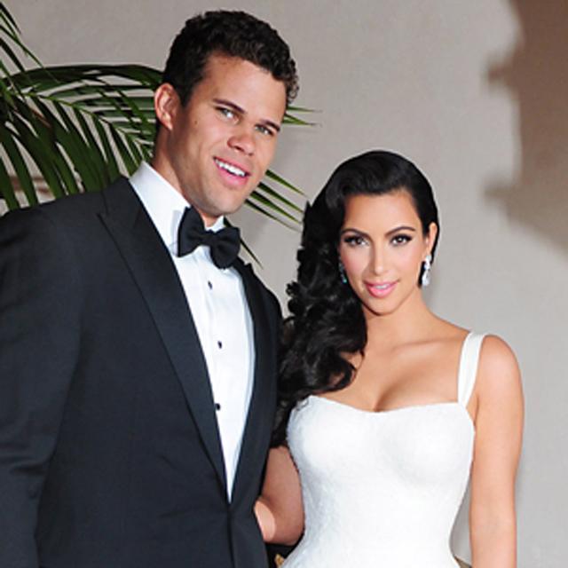 Kim Kardashian Kris Humphries Wedding Divorce
