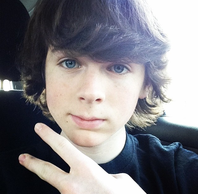 Chandler Riggs Pictures And Photos
