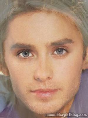 Paris Hilton and Jared Leto (Morphed) - MorphThing.com