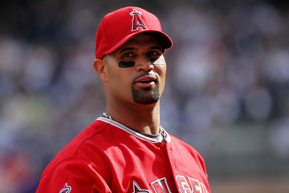 2016 Angels Preview: Albert Pujols - Monkey With A Halo